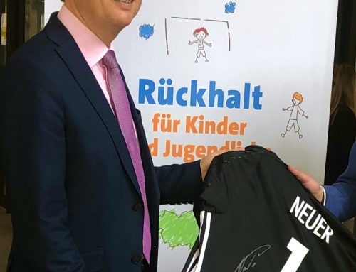 Trikot von Manuel Neuer