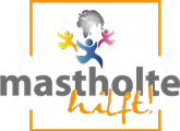 Mastholte hilft! Logo